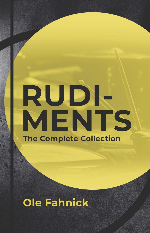 Rudiments – Cover